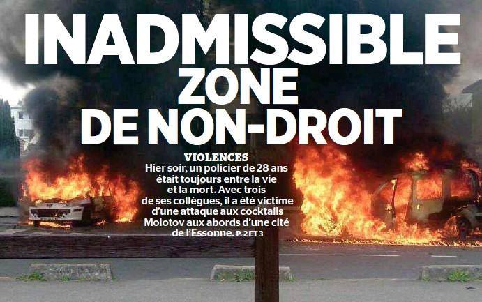 """Résultat de recherche d'images pour """"policiers zones de non droit"""""""