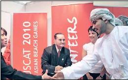 PressReader - Times of Oman: 2009-12-16 - Wooing volunteers