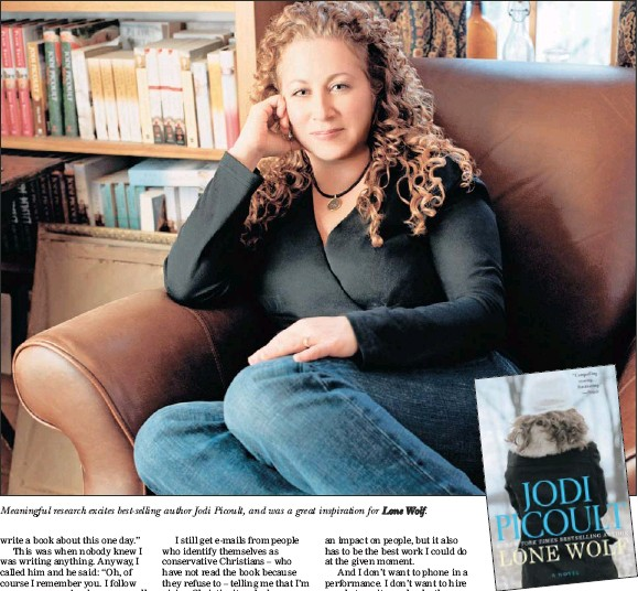 PressReader - Sunday Tribune: 2013-01-13 - Jodi's the leader