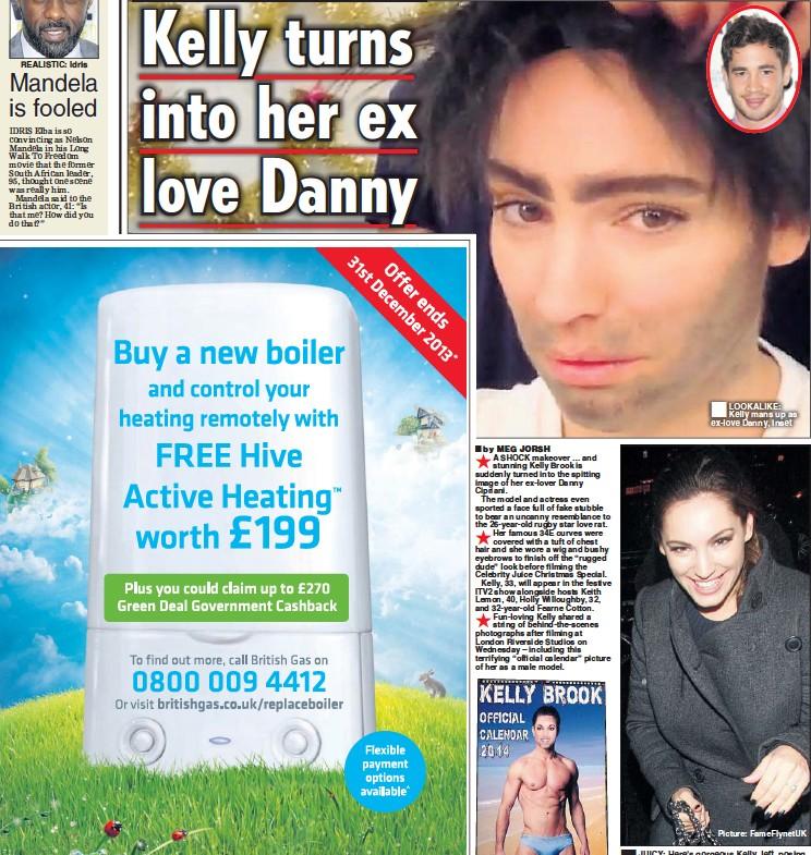 PressReader - Daily Star: 2013-11-22 - CELEBRITY JUICE SEX
