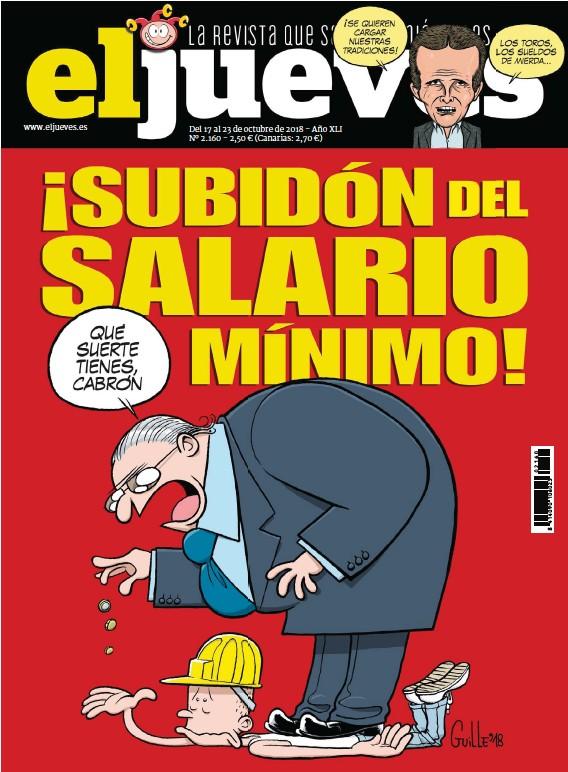 ISUBIDON DEL SALARIO MINIMO!
